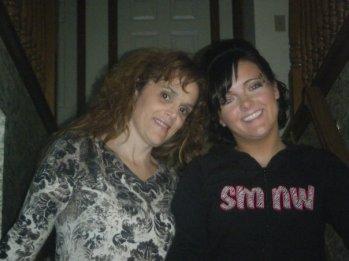 2009: My Mom and I